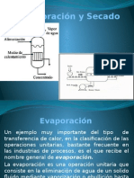 Evaporacion y Secado (1)