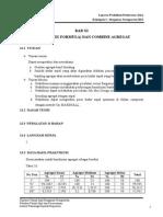 Jmf (Job Mix Formula) Dan Combine Agregat (Fix!!)