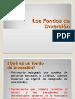 Fondos Inversion