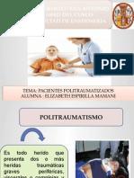 PACIENTES POLITRAUMATIZADOS