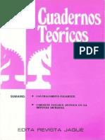 Cuadernos teoricos 27