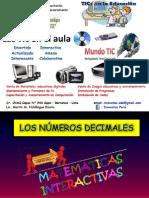 diapositiva decimales