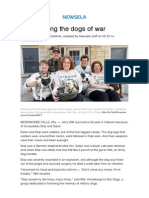 6th grade level dogs of war article