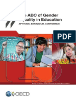OECD 2015The ABC of Gender Equality in Education