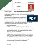 Jurnal Belajar PBM - Pert (7) 4 Juni 2015 Kepribadian