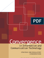 Convergence in Information and Communication Technology