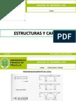 Estructuras y Cargas Clase 8 A