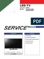Samsung Un32 40d5500rf