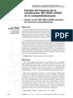 Dialnet-EstudioDelImpactoDeLaCertificacionISO90012000EnLaC-3869306