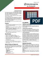 Fire-Lite ANNRLED Data Sheet