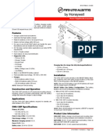 Fire-Lite CHG-120F Data Sheet