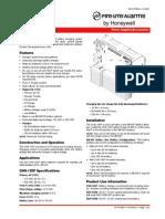 Fire-Lite CHG-120F Data Sheet