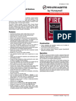 Fire-Lite BG12LPS Data Sheet