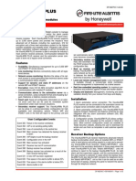 Fire-Lite VISORALARM-PLUS Data Sheet