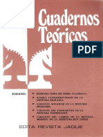 Cuadernos teoricos 8