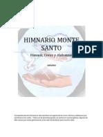 Himnario Monte Santo