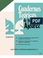 Cuadernos teoricos 44