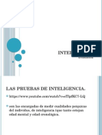 Factores de Inteligencia