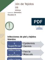 Infección de Tejidos Blandos