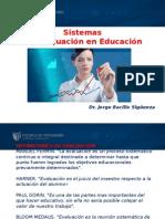 Sistema de Evaluación Educativa