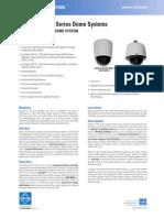 Pelco Spectra IV SE Dome Camera
