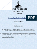 02. Geopolítica Da Energia