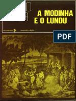 Bruno Kieffer a Modinha e o Lundu (1)