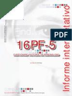 Informe 16pf-5 Caso Ilustrativo