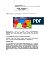 Material Semana 6 Quimica Propiedades Fisicas de La Materia