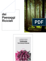 Paesaggi RIciclati - Guido Incerti