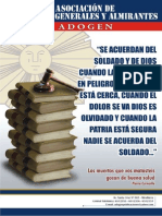 Revista ADOGEN 02-2011 sobre militares peruanos procesados por violación de derechos humanos