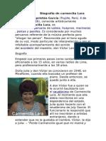 Carmecita Lara