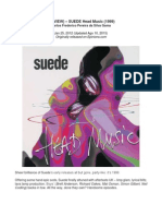(Review) Suede Head Music (1999)