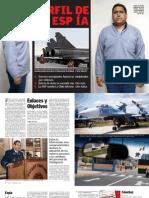 Espionaje Chileno en Perú 2009 - Espía Ariza