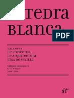 Catedra Blanca 2008-09