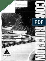 Principios de Construccion de Pavimentos de Mezcla Asfaltica en Caliente