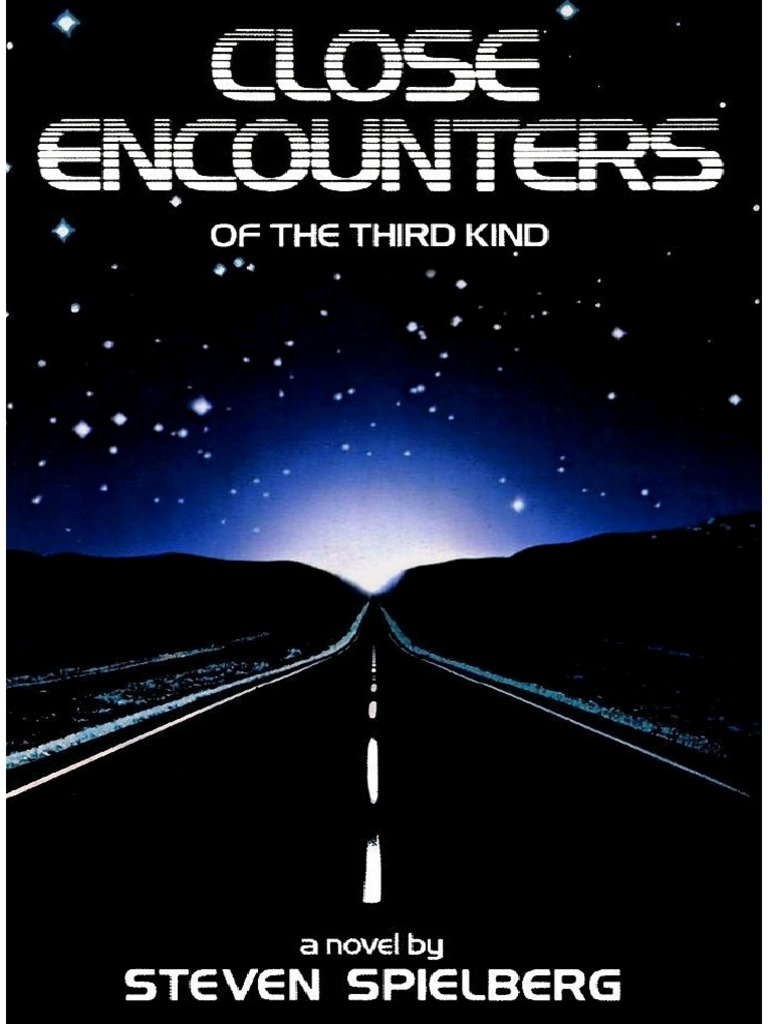 7d8772d47ce7 Close Encounters of the Third Kind by Steven Spielberg