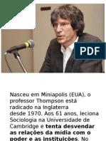 Ideologia e Cultura Moderna - John Thompson