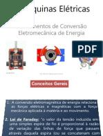 Capítulo 01 - Fundamentos de Conversão Eletromecânica de Energia