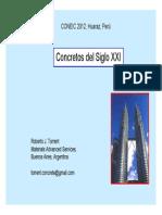CONCRETO DEL SIGLO XXI