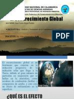 Ppt Oscurecimiento Global 2050