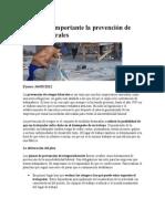 Por Qué Es Importante La Prevención de Riesgos Laborales