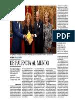De Palencia al mundo