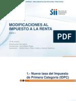 Presentacion Reforma Tributaria Renta Uniacc 2015