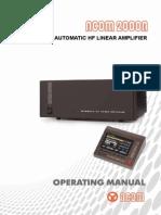 Manual de Operación Acom2000a