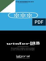 Programa WinterLAB