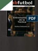 268999881 AbFutbol Entrenamiento de La Tactica Tactica Defensiva II