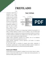 TREFILADO