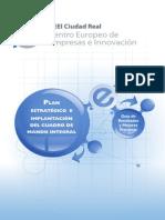1.3. CEEI 2009 - Plan Estrategico y CMI