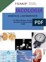 Farmacologia - Diuréticos